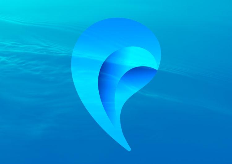 EnFlow / Water & Waste Management Company logo design