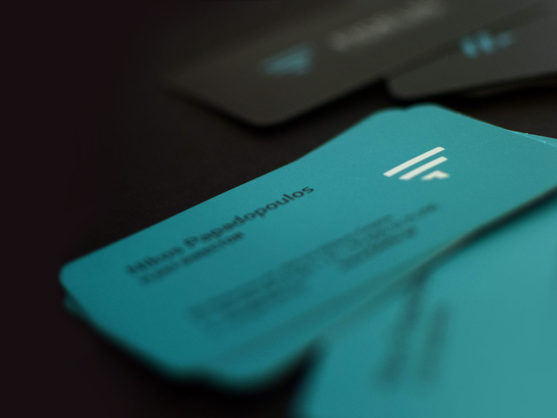 Fidelis Executive Transfers business cards