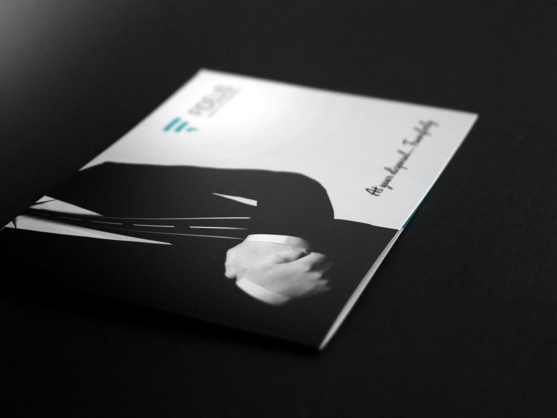 Fidelis Executive Transfers advertising brochure