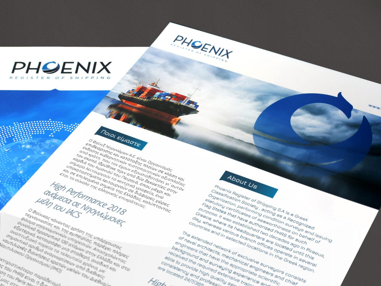 Phoenix - register of shipping brochures