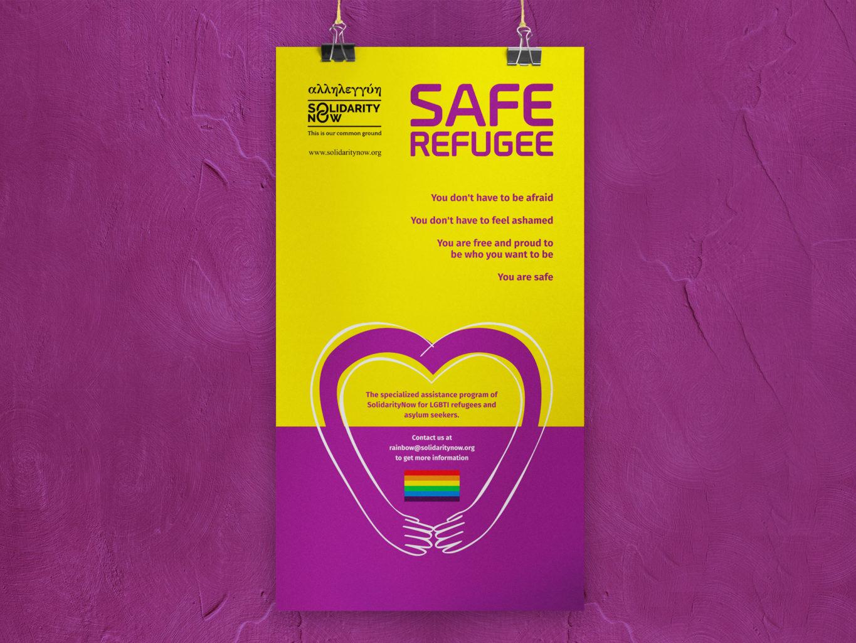 SolidarityNow - Solidarity Center poster