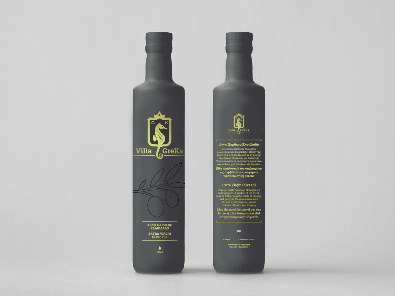 villa greka packaging